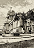 The Capitol of Havana — Stock Photo