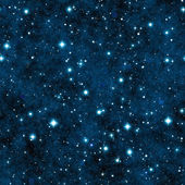 Seamless pattern resembling the night sky with stars — Stock Photo