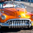 Old classic american car in Havana — Stock Photo #8599268