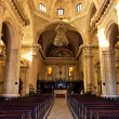 Interior of the Cathedral of Havana — Stock Photo