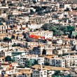 Foto Stock: Grunge aerial view of Havana