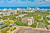 Beautiful view of Havana on a a sunny day — Stock Photo
