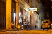 La bodeguita del medio in havanna — Stockfoto