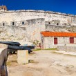 Panoramic view of the castle of El Morro in Havana - ストック写真