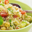 Healthy Quinoa salad — Stock Photo