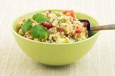 Healthy Quinoa salad — Stock Photo
