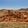 Stock Photo: Wupatki National Monument