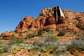 Chapel of the Holy Cross, Sedona AZ — Stock Photo