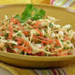Creamy coleslaw — Stock Photo #8792246
