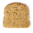 Black bread — Stock Photo