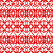 Seamless floral pattern — Vector de stock #8056289
