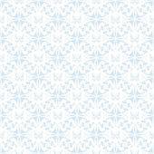 Vzor bezešvé květinové a motýl — Stock vektor
