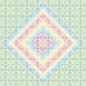 Dikişsiz çiçek desenli — Stok Vektör