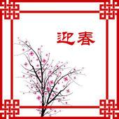 čínský nový rok — Stock vektor