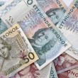 Stock Photo: Swedish currency
