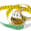 Tape measure — Stock Photo #8953869