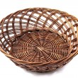 Stock Photo: Blank Basket