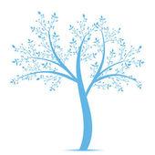 オリーブの木 — ストックベクタ