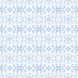 Seamless Floral Pattern - Vettoriali Stock 