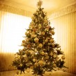 Stock Photo: Antique Christmas Tree