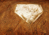 Home Plate — Stock Photo