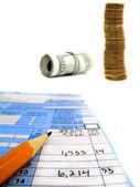 Formularios de impuestos — Foto de Stock