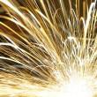Stock Photo: Abstract sparks background