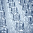 Plastic bottles — Foto Stock