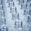 Plastic bottles — Stockfoto