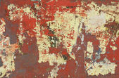 Distressed paint background — Stock Photo