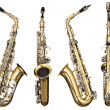 Saxophone — Stock Photo #9873964