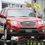 ������, ������: 2012 Hyundai Santa Fe