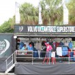 Volvo Ocean Race Superstore — Stock Photo