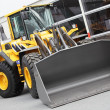 Volvo Heavy Equipment — Stock Photo