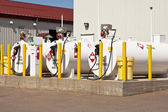 Fuel Tanks — Foto Stock