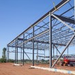 Steel Frame — Stock Photo #10409958
