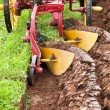 Plowing Field - Stock Photo