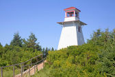 Cabot Park Lighthouse, Prince Edward Island — Stockfoto