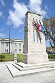 Bermuda Cenotaph — Stock Photo