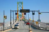 Bridge Traffic — Stock Photo