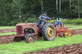 Provincial Plowing Match & Agricultural Fair, Dundas, PEI — Stock Photo