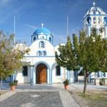 Santorini Church — Stock Photo #7990145