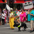 Stock Photo: Gay Pride Parade