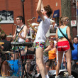 Stock Photo: Halifax Gay Pride Parade