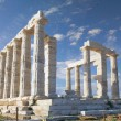 Temple of Poseidon — Stock Photo