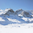 Alberta Icefields — Stock Photo