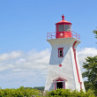 Victoria by the Sea Lighthouse — Stock Photo