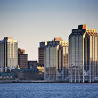Halifax Waterfront — Stock Photo