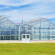 Glass Greenhouses — Stock Photo #9372729