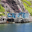 Stock Photo: Newfoundland House